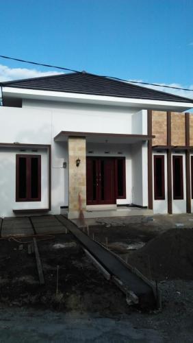 Bangun Rumah I Lantai di Bantul