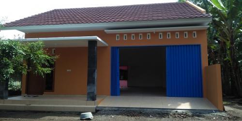 Garasi & Gudang Ibu.Siti Halimah di Bantul